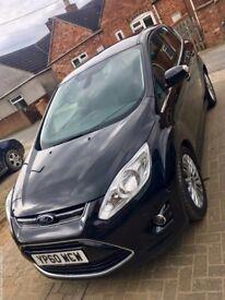 Ford C-Max, Diesel, Low Road Tax £30.