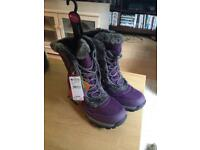 Women's Mountain Warehouse Snow Boots - UK Size 7