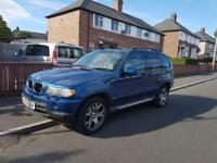 2003 BMW X5 D Auto Sport nice clean 4x4 Px welcome