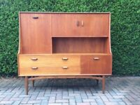 G PLAN (E Gomme) Fresco retro teak sideboard by VB Wilkins Excellent Condition £100 ono
