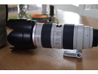 Canon 70-200 IS USM L f2.8