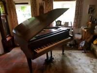 Stahl Baby Grand Piano