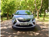 PCO 2015 Vauxhall Zafira Tourer SRi   7 Seaters   Very Low 5,350 Miles   Fresh 1 Year PCO Uber 2015