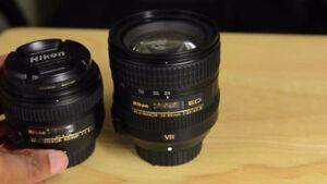 BRAND NEW Nikon 24-85mm F3.5-4.5G VR II