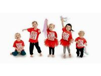 Toddler dance and movement classes