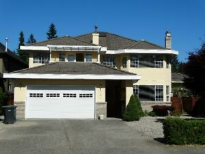HOUSE FOR RENT - COMO LAKE PARK - CLOSE TO SFU