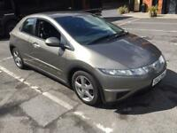 2006 Honda Civic SE I-CTDI diesel 6 speed