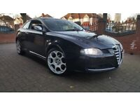 Alfa Romeo GT Blackline Limited Edition Coupe maypx with ford,audi,toyota,nissan,vw,bmw,mercedes,kia