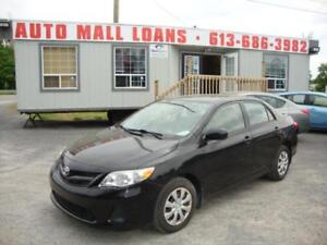 2012 Toyota Corolla CE ***PAY ONLY 69 WEEKLY OAC***