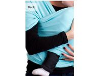 Cuddle bug baby wrap / carrier / sling
