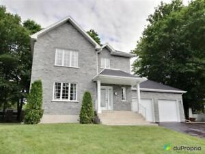 262 800$ - Maison 2 étages à vendre à Trois-Rivières