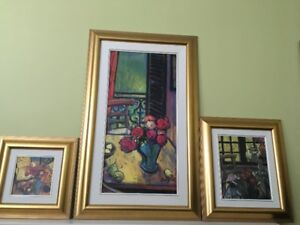 Lot of 5 Oil Paintings