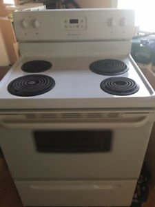Perfect Condition 30 Range/Oven