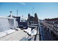 Mayfair Office / Dedicated Desks with Rooftop Terrace