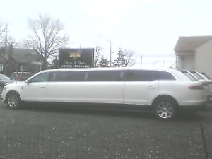 2013 ECB LINCOLN MKT LIMO / LIMOUSINE FOR SALE