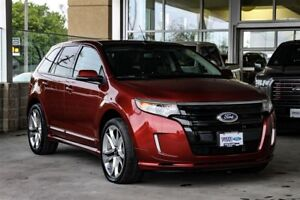 2013 Ford Edge Sport 4D Utility AWD 3.7L Top of the Line Local O