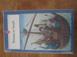 Tristan et Iseult (livre de poche)