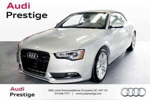 2013 Audi A5 PREM CAB ONLY 65K