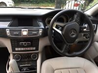 Immaculate low mileage MERCEDES CLS