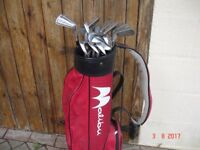 golf clubs. right hand. various makes, irons and wedges. NOT a matching set.