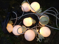 Professional marquee lights indoors or outdoors