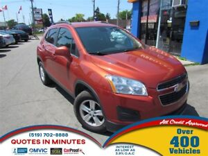2014 Chevrolet Trax 1LT   AWD   BACKUP CAM   MUST SEE