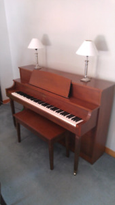 3-Pedal Willis Piano For Sale