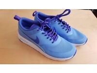BNIB 100% genuine NIKE AIR MAX THEA UK 4.5, EUR 38 light blue
