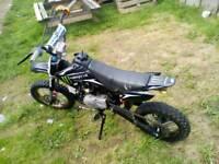 Cw 110 engine pitbike