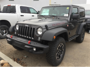 2016 JEEP WRANGLER RUBICON UNLIMITED NEW EDITION...WINNER !!