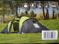 4 Man Tent brand new and unused