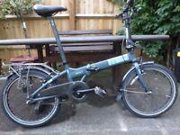Dahon Vitesse Fold up bicycle