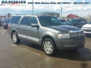 2012 Lincoln Navigator L  - Navigation -  Sunroof -  Leather Sea