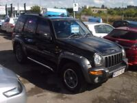JEEP CHEROKEE EXTREME CRD