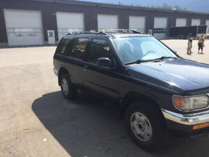 1996 Nissan Pathfinder Leather SUV, Crossover