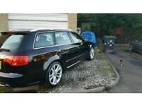 Audi A4 sline avant