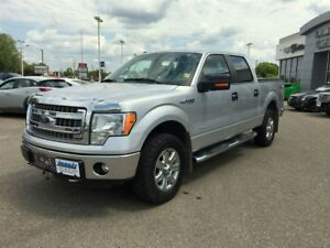 2013 Ford F-150 SuperCrew XLT XTR 4WD 3.5L *Backup Camera*