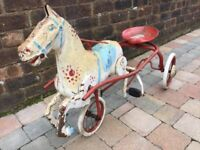 1930s Triang Pedal Horse