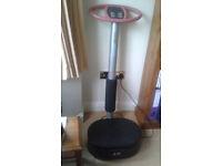 Vibration trainer / Body Toner