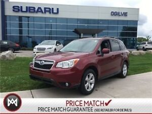 2014 Subaru Forester AWD ROOF TOURING Safetied & Ready To Go!