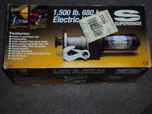 Brand New Electric ATV Winch