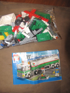 Retired Lego City Sets