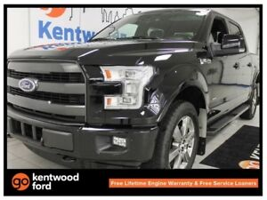 2017 Ford F-150 Lariat 3.5L V6 ecoboost, NAV, sunroof, back up c