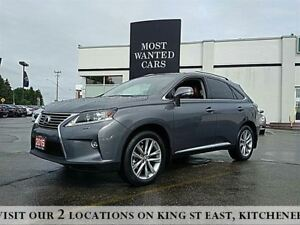 2015 Lexus RX 350 NAVIGATION | MOCHA LEATHER |