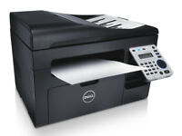 Dell B1165nfw 20ppm A4 Mono Wireless Laser Multifunction Printer