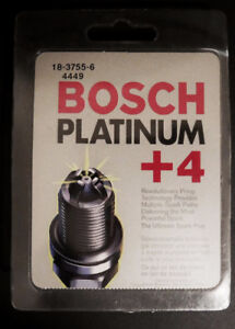 Bosch Platinum +4 Spark Plugs