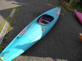 General purpose kayak