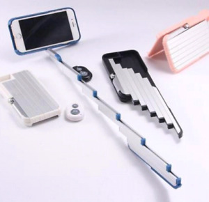 Selfie Stick build in iPhone case for iPhone 6  7 and 6 7 Plus