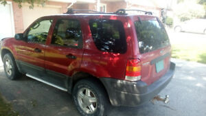 2003 Ford Escape ASIS for Parts