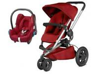 Brand new quinny buzz xtra and maxi cosi carseat